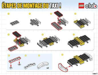 Construction Lego Notice
