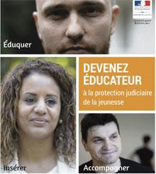 Educateur à la protection judiciaire de la jeunesse : l'Etat ouvre un concours de recrutement