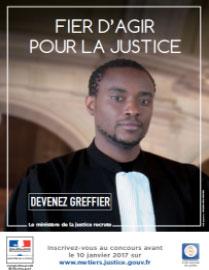 Le ministère de la justice recrute 500 greffiers sur concours