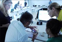 Une formation aux nouveaux métiers de la fabrication numérique