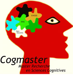Logo du master recherche en sciences cognitives de l'ENS Paris-Saclay.