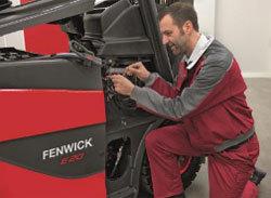 Technicien maintenance Fenwick, un métier pénurique.