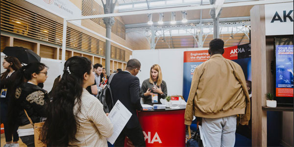 Le forum Meet'ingé. © Syntec Ingenierie