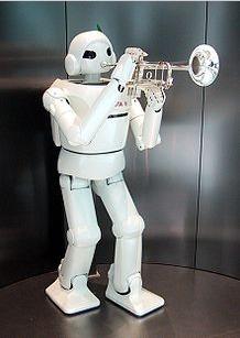 La robotique est l'un des secteurs industriels français de pointe (photo : Wikimédia)