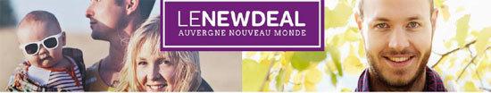 L'Auvergne offre 100 emplois avec une aide au logement