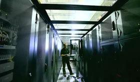 Un data center de TelecityGroup.