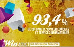 Web, Informatique, Numérique (WIN) : le groupe IGS lance neuf nouvelles formations