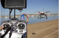 Conception et pilotage de drones : une première formation universitaire