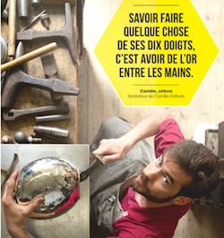 L'artisanat : toujours des débouchés méconnus