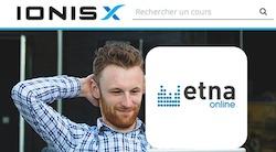 La plateforme numérique IONISx