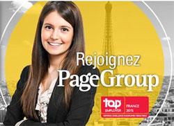Jeunes diplômés, Page Personnel cherche des consultants recrutement