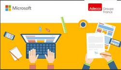 Métiers du numérique : Adecco lance deux formations en alternance avec Microsoft