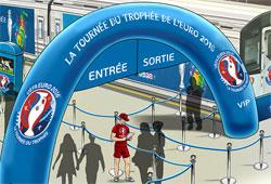 L'Euro 2016 veut booster l'emploi et les compétences