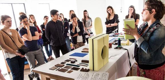 Métiers du cuir et des matériaux souples : de l'avenir dans le luxe et l'innovation
