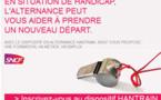 SNCF : des contrats en alternance et des CDI pour des personnes handicapées