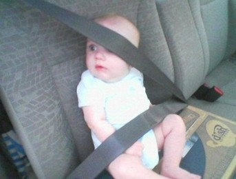 Sécurité des enfants en voiture, des chiffres à retenir !