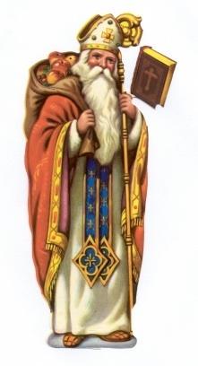 Joyeuse Saint Nicolas !
