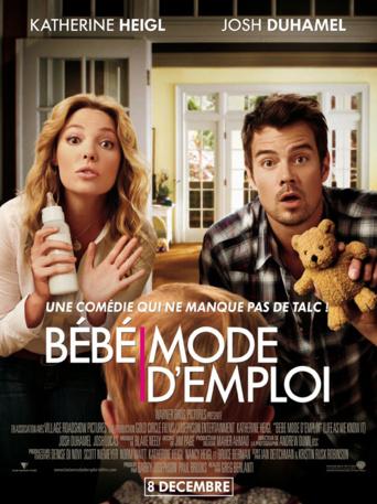 """Bébé, mode d'emploi"" un film de Greg Berlanti"