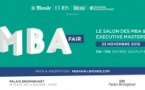 MBA Fair : Salon des MBA et Executive Masters - Le Monde