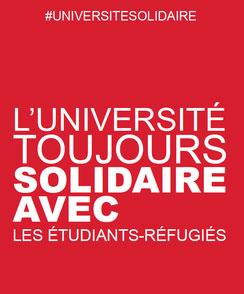 Des programmes pour étudiants réfugiés dans quelques grandes écoles et universités