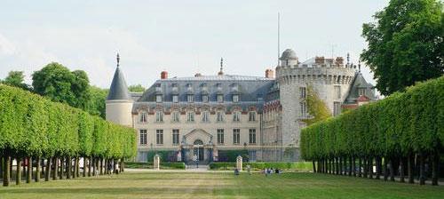 Château de Rambouillet. Photo : ministère de la Culture