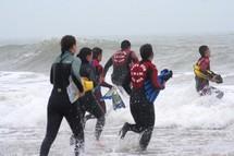 Devenir nageur sauveteur : jetez-vous à l'eau !