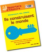 Le magazine Reporters d'Espoirs : un bouquet de bonnes nouvelles