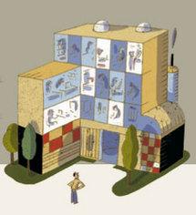 Illustration : Rémi Saillard (''L'Entreprise enfin expliquée aux ados'')