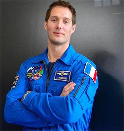 L'astronaute français Thomas Pesquet s'envole pour six mois dans l'espace