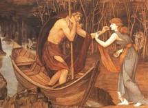 Dans la mythologie grecque, Charon faisait passer les morts sur sa barque