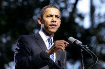 Le discours de victoire de Barack Obama
