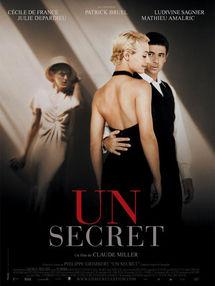 """Le Prix Goncourt des lycéens 2004 : ''Un secret"""""""