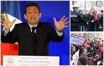 Sarkozy relance la réforme du lycée et crée un haut-commissaire à la jeunesse