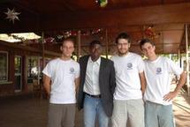Au Mali, avec Oumar, 26 ans, formateur en informatique