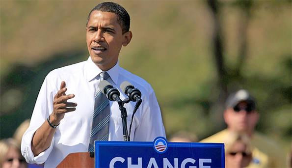 Le discours d'investiture d'Obama