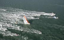 Michel Desjoyeaux double vainqueur du Vendée Globe