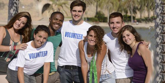 S'engager dans un service volontaire européen