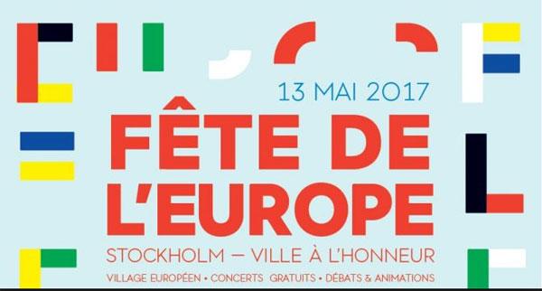 Le 9 mai, c'est la journée de l'Europe !