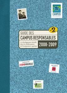 Suivez le Guide des campus  responsables