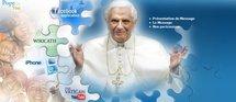 Le pape s'adresse aux jeunes du monde sur pope2you.net