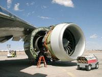 Delphine, formatrice en maintenance sur A380