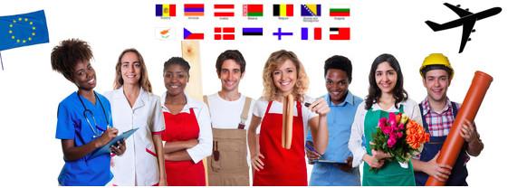 Grâce à Erasmus Pro, de plus en plus d'apprentis vont partir en Europe