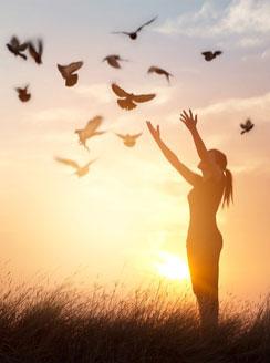 Contempler la nature, c'est déjà prier