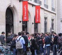 Sciences Po Paris, rue St-Guillaume