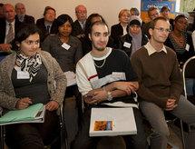 Les jeunes entrepreneurs présentent leur projet le 26 octobre... devant Martin Hirsch et le président de Total !