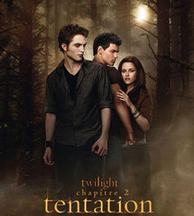 "Twilight 2 : ""Tentation"" adolescente"
