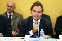 Luc Chatel présente la réforme à Ermont