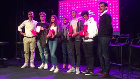 Concours Startup Toi-même : Mathis, 15 ans, lauréat avec sa plateforme de stages