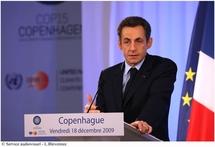 Nicolas Sarkozy n'est pas parvenu plus que d'autres à l'aboutissement d'un accord. (copyright : Elysée)