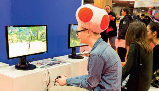 Paris Games Week 2017 : toute l'actualité du jeu vidéo à Paris